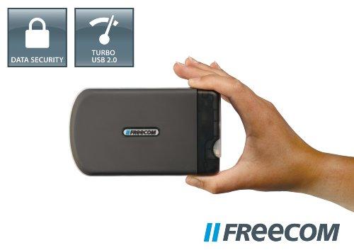 Freecom ToughDrive 500GB externe Festplatte USB 2.0