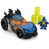 Imaginext W8576 - Batmóvil (Mattel)