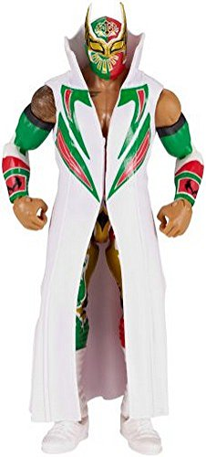 Wwe Elite 32 (WWE Elite Collection Sin Cara Action Figur [UK Import])