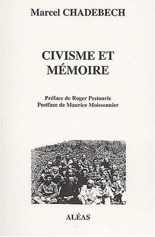 Civisme et mémoire. Les événements marquants de 1939 à 1944, en quête de vérité face aux falsificateurs