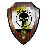 Stemma scudo-viribus unitis 4unità Treno scharfschuetzen Sniper BW # 18801