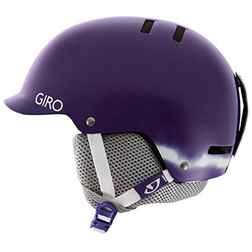 Junior bambini giro Vault casco da sci, snowboard, colore: violetto Small Only