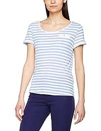 edc by ESPRIT Damen T-Shirt 047cc1k013