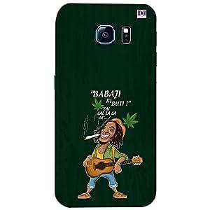 Babaji Ki Buti - Mobile Back Case Cover for Samsung Galaxy S7 Edge
