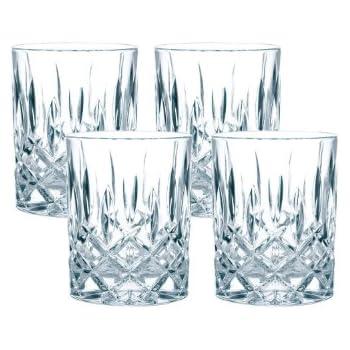 Spiegelau & Nachtmann 4-teiliges Whisky-Set, Noblesse, 89207