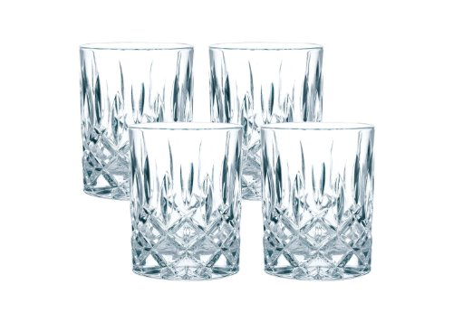 Tumbler (Spiegelau & Nachtmann, 4-teiliges Whisky-Set, Noblesse, 89207)