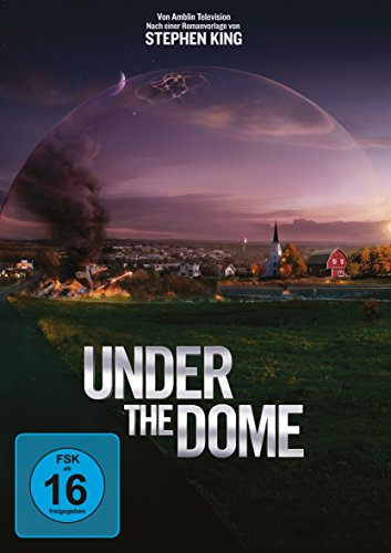 Under the Dome - Season 1 [4 DVDs] 4-serie Dome