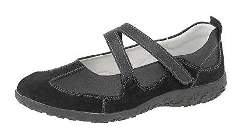 Womens Ladies Extra Wide EEE Fit Velcro