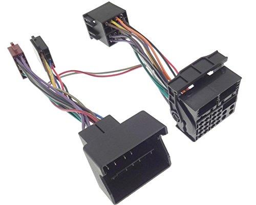 Parrot THB Adattatore Quadlock Bluetooth Radio ISO cavo FSE adatto per BMW