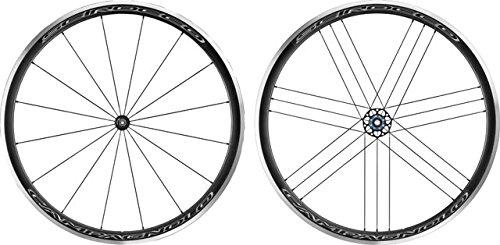 Juego de ruedas CAMPAGNOLO Sirocco C17700C bicicleta de 9–11de casete, color negro