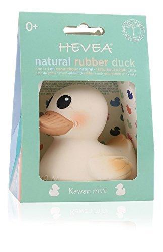 Hevea Bade- und Spielzeugente KAWAN mini