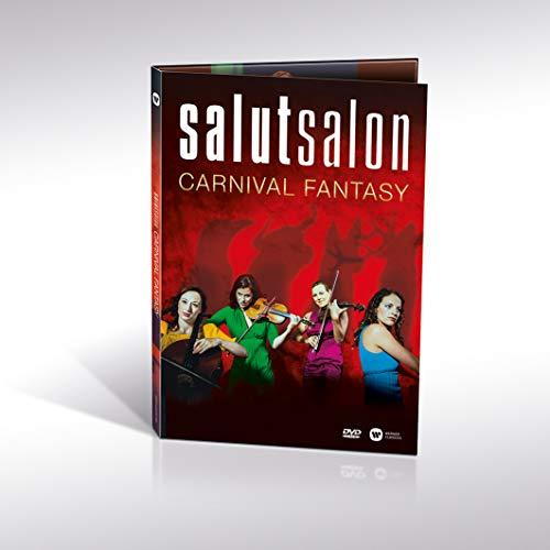 Bild von Salut Salon - Carnival Fantasy (DVD)