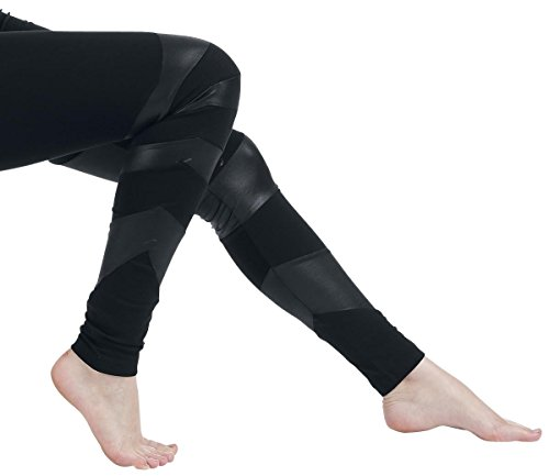 Black Premium by EMP Rise Leggings nero L