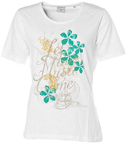 Kitaro Damen T-Shirt -Isle of Wight Festival- Weiß