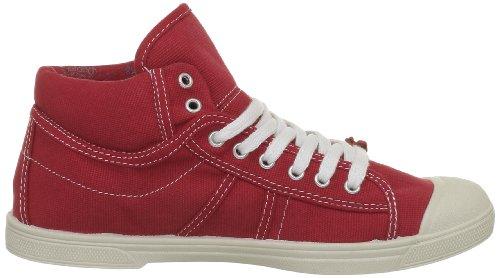 Le Temps des Cerises Basic 03, Scarpe sportive donna rosso (Rouge (Red))