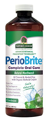 Nature's Answer Periowash Mouthwash, 16 Fl Oz (Mundspülungen)