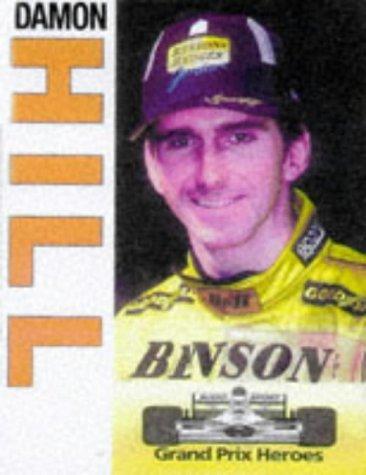 Damon Hill (Grand Prix Heroes) por Christopher Hilton
