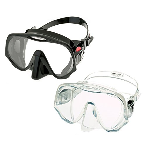 Atomic - Frameless klar-klar Tauchmaske