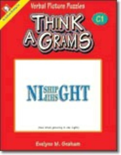 Think-A-Grams, Book C1 par Evelyn Graham