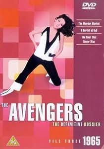 The Avengers : The Definitive Dossier 1965 (Box Set 2) [DVD] [1961]