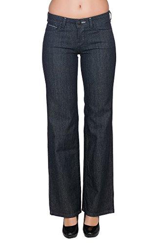 Lee Niki bootcut Jeans signore blu L3303286, Size:W25/L33