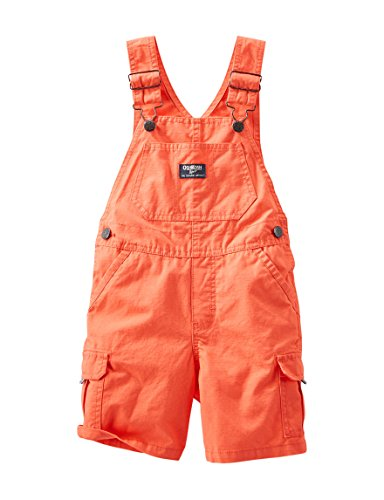oshkosh-bgosh-kinder-jungen-overall-sommer-latzhose-kurz-shorts-92-98-orange
