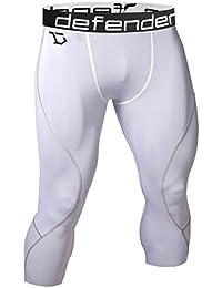 Defender Pantalones Cortos de Capa Base de Compresión para Hombres vPaOkHLte