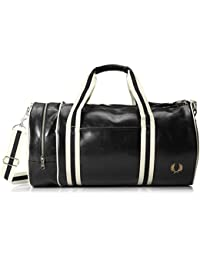 Fred Perry - Sac L4305 Classic Barrel Bag D57 Black