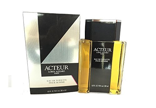 Loris Azzaro: Acteur Pour Homme Cologne for Men 6.8 oz 200 ml Eau de Toilette Splash by Azzaro