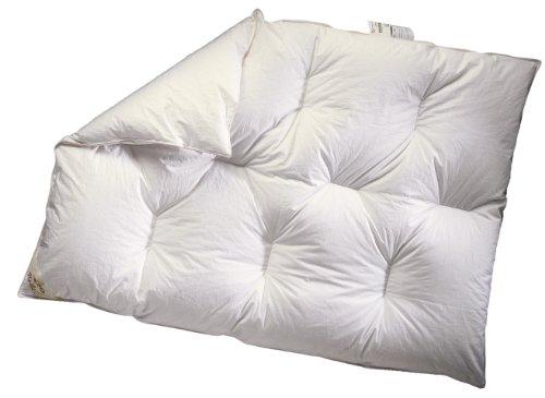 ARO Artländer 901200 Baby-Bett Schweiz(usw),90 x 120 cm, weiße polnische neue Daunen 90%,kochfest