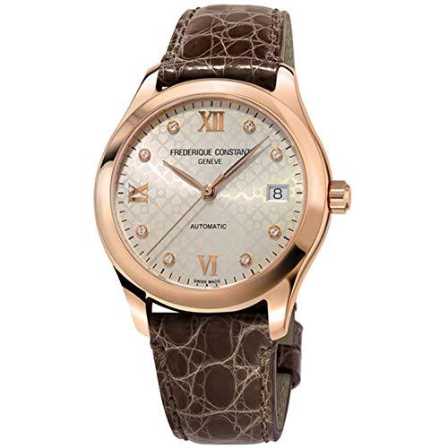Frederique Constant Geneve Ladies Automtic FC-303LGD3B4 Reloj Automático para Mujeres