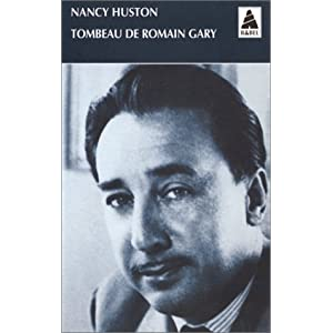 Tombeau de Romain Gary