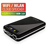 FANTEC MWiD25 Mobile WLAN HDD