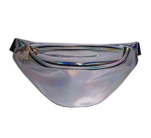 Flada , Damen Rucksackhandtasche weiß Stil 1 M Stil Nr. 4