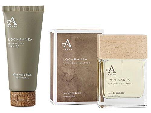 arran-lochranza-patschuli-and-anis-eau-de-toilette-and-after-shave-balsam-set