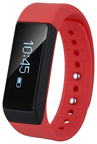 EFOSHM Wireless Activity Fitness Tracker Wristband for: Amazon.co.uk: Electronics