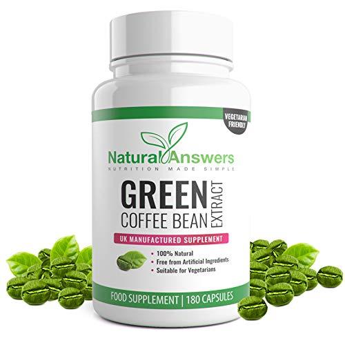 pure life green coffee bean prova gratis