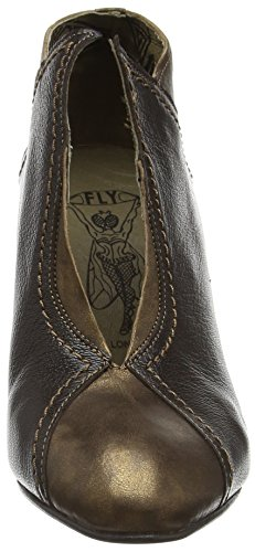 FLY London Arti749fly, Escarpins Femme Marron (Bronze/chocolate 004)