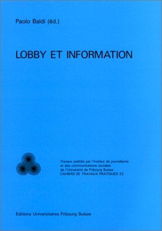 Lobby et information
