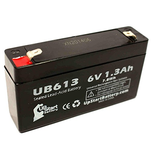 replacement-physio-control-medtronic-3-battery-replacement-ub613-universal-sealed-lead-acid-battery-