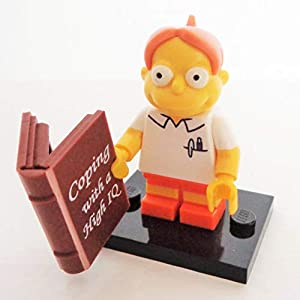 Lego Simpsons Series 2 Pick Your Figure 71009 (Martin Prince)