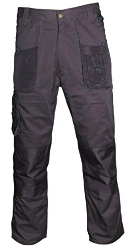 Blackrock - 7640040 - uomini regolari operaio pantaloni - nero, 40 pollici