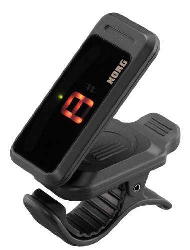Korg PC-1 Pitchclip On-Clip Gitarren Stimmgerät / Tuner m. Clip