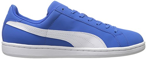 Puma Puma Smash Buck Synthétique Baskets Strong Blue-White