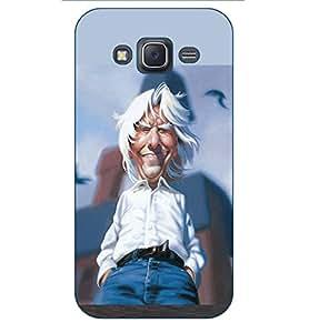 Happoz Designer Cute Cartoon Disney Hard Back Case for Samsung Galaxy On7 D266
