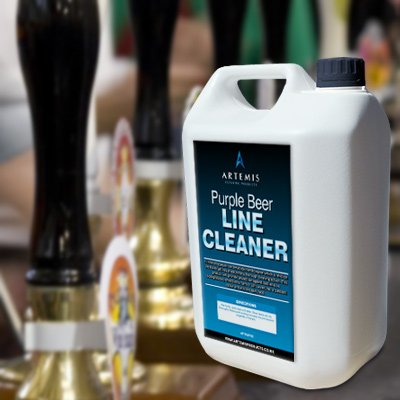Purple Beer Line Cleaner - 5 litre - Beer &