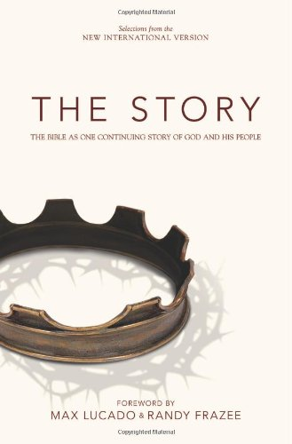 NIV, the Story, Hardcover: The Bible as One Continuing Story of God and His People por Zondervan