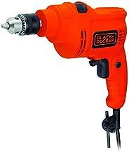Black+Decker 550W 10mm Hammer Drill + KC3610-B5 3.6V Cordless Screwdriver + X56035-QZ 5 Pieces Masonry Drill B