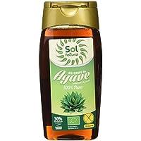 Sol Natural Sirope de Agave - Paquete de 6 x 350 ml - Total: 2100 ml
