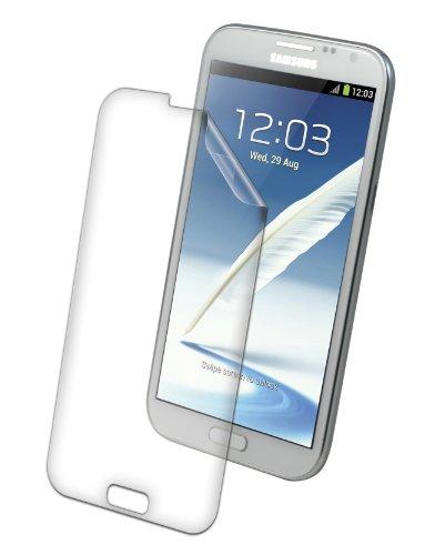 ZAGG invisibleSHIELD® ORIGINAL Schutzfolie für Samsung Galaxy Note II - Screen (Bildschirm) (Note Samsung Galaxy 2 Zagg)